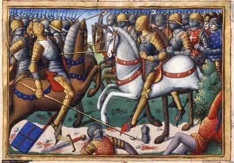 the Battle of Baugé