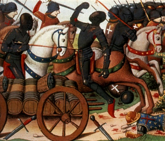 The Battle of the Herrings
