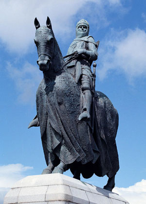 King Robert the Bruce