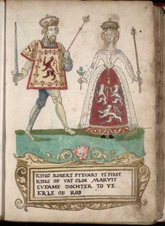 Euphemia Ross, Queen of Scots