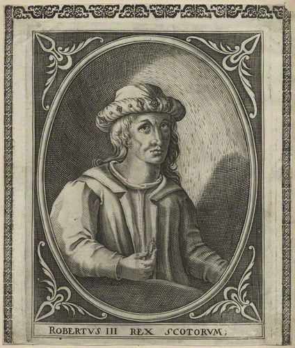 King Robert III of Scotland
