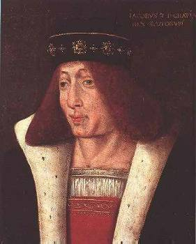 King James II of Scotland
