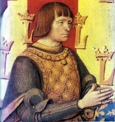 Bernard Stewart, Lord of Aubigny