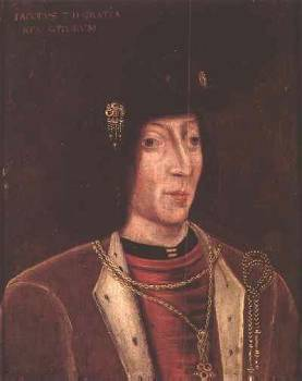 King James III of Scotland