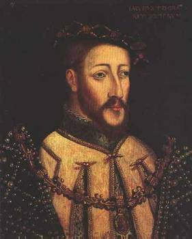 King James V of Scotland