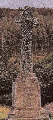 Nether Lochaber Monument