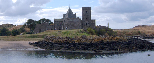 Inchcolm Island, Firth of Forth