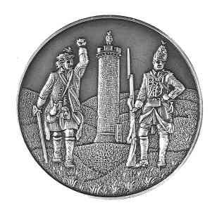 The Stewart Society Medal (Silver)